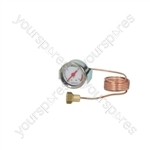 BRASILIA 210 Gaggia Coffee Machine Pressure Gauge Pump ø 41 Mm 0÷15 Bar