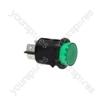 Bezzera/Carpigiani/Gbg/Ilsa Coffee Machine Bipolar Switch Green 16a 250v