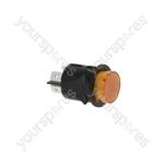 Baron/Bezzera/Desco/Emmepi Bain-marie Electric Bipolar Switch Orange 16a 250v