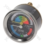 Carimali Coffee Machine Boiler Pressure Gauge ø 60 Mm