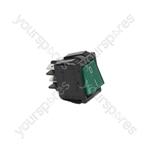 Afinox/Casadio/Cuppone/Desco Display Cabinet Refrigerated Bipolar Switch Green 16a 250v
