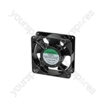 Hoover Universal Afinox/Angelo Po/Berto's/Bonnet Display Cabinet Refrigerated Axial Fan Sunon 120x120x38 Mm