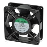Hotpoint Universal Afinox/Angelo Po/Berto's/Bonnet Display Cabinet Refrigerated Axial Fan Sunon 120x120x38 Mm