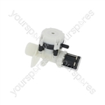 Whirlpool AZA 9790 Electrolux/Rex Electrolux Dishwasher Solenoid Valve Electrolux 1520233006