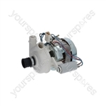 Ariston/Candy/Hoover/Hotpoint Dishwasher Electric Pump Ariston 60w 230v