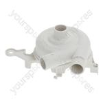 Ariston/Hotpoint/Indesit/Whirlpool Dishwasher Pump Housing Motor Indesit