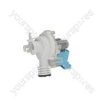 Ariston/Hotpoint/Indesit/Whirlpool Dishwasher Electric Pump Drain Indesit