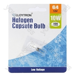 1pc Gift Box G4 10w 12v Halogen Capsule Bulb