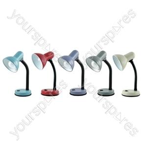 35w 'Classic' Flexi Desk Lamp - Assorted Colours