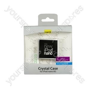 iPod Nano 6g -crystal Case & Screen Prot