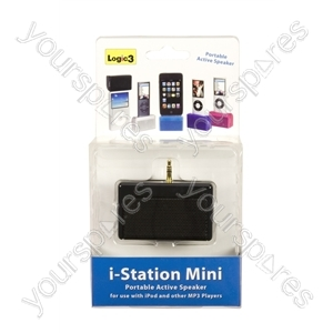i-Station Mini - Black