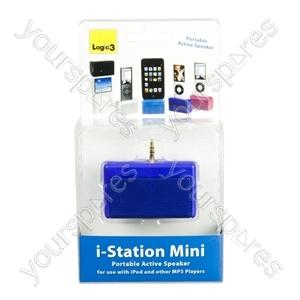 i-Station Mini - Purple