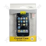 iPod Touch 2g- Crystal Case & Scrn Prot