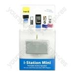 i-Station Mini - Silver