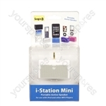 i-Station Mini - White