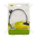 XB360 Headset for Xbox Live