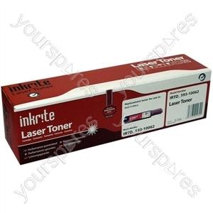 Inkrite Laser Toner Cartridge compatible with Dell 3100cn Hi-Cap Magenta