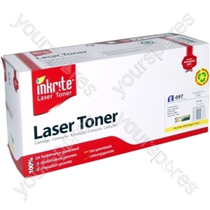 Inkrite Laser Toner Cartridge compatible with Epson C900 QMS2300Y Yellow (Hi-Cap)