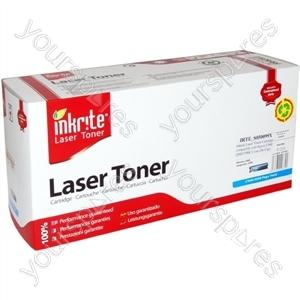 Inkrite Laser Toner Cartridge compatible with Epson C900 QMS2300C Cyan (Hi-Cap)