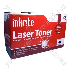 Inkrite Laser Toner Cartridge compatible with Lexmark OPTRA T620/622 Hi-Yield Black