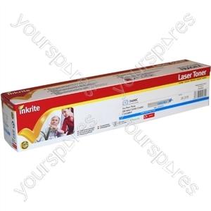 Inkrite Laser Toner Cartridge compatible with Oki 3400/3530 Cyan
