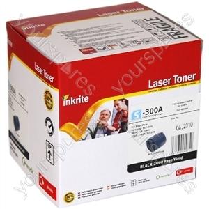 Inkrite Laser Toner Cartridge compatible with Samsung CLP 300/CLX3160/216x Black