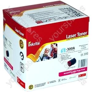 Inkrite Laser Toner Cartridge compatible with Samsung CLP 300/CLX3160/216x Magenta