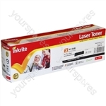 Inkrite Laser Toner Cartridge compatible with Xerox Phaser 6130 Black