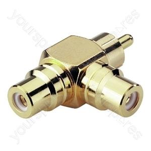 Cinch Adaptor - Rca Adapters