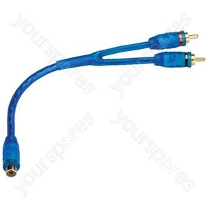 Y-Adaptor Cable - Audio Y Cable Adapters