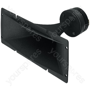 Horn Speaker - Pa Mid-high Range Horn Speaker, 75w, 8ω