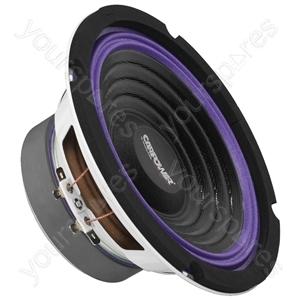 Car Woofer - Car Hi-fi Bass-midrange Speaker, 50w, 4ω