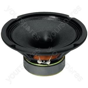 PA Dual Cone - Hi-fi Full Range Speaker, 35w, 8ω