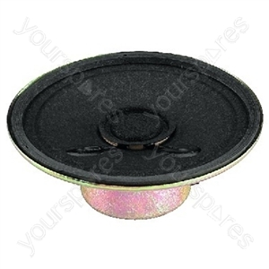 Mini Loudspeaker - Miniature Flush-mount Speakers, 8 ω