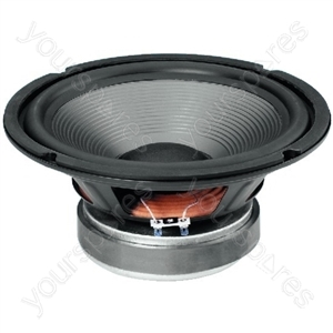 HiFi Woofer with Twin Coil - Hi-fi Bass Speaker And Subwoofer, 2x100w, 2x8ω
