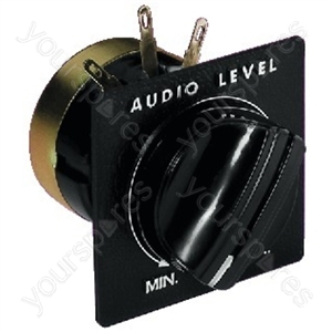 Level Control - L-pad Attenuator