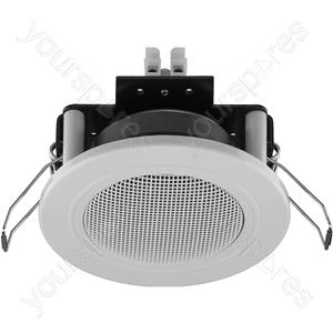 Loudspeaker - Small Flush-mount Speakers, 6w, 4ω