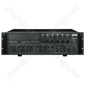 PA Amplifier - 6-zone Mono Pa Mixing Amplifiers