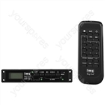 USB/SD MP3-Player - Compact Mp3 Player Insertion Module