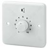 PA Attenuator, 50W - Wall-mounted Pa Volume Controls