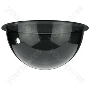 Dome, Smoked Glass - Smoked Glass Dome