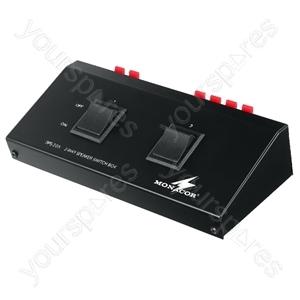 Speaker Switch Box - Speaker Switch Box