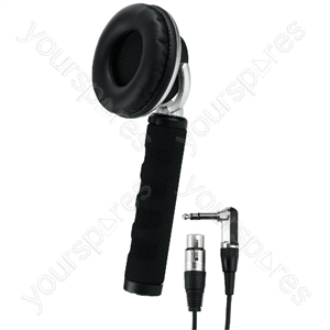Handheld Headphone - Dj Mono Hand-held Headphone