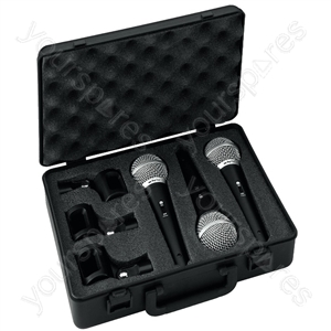 Microphone Set - Dynamic Vocal Microphone Set