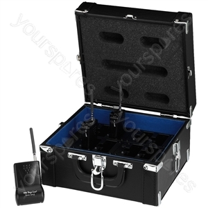 Charger Case - Transport Case With Integrated Charging Function