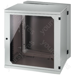 "Wall Mounted Cabinet - Wall-mounted Housings For 482 mm (19"") Devices"