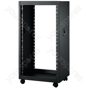 "Rack, 20U - Professional Studio Racks For 482mm(19"") Devices"