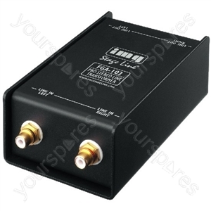 Line Isolator - Professional Stereo Line Transformer