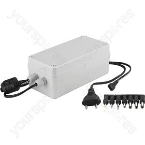 12V Power Supply - 12 v Power Supply For Outdoor Applications