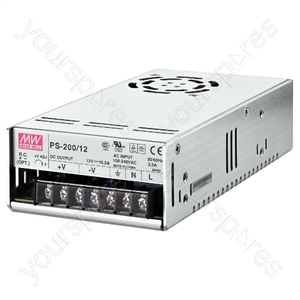Built-In Power Supply - 12v Built-in Power Supplies